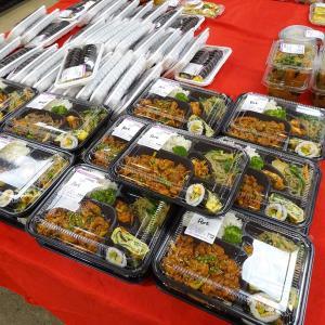 南朝鮮のお弁当