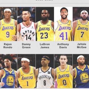 NBA開幕