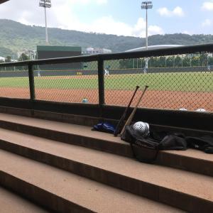 【台湾野球ファン向け】子供の草野球の試合であの天母棒球場構内潜入その②
