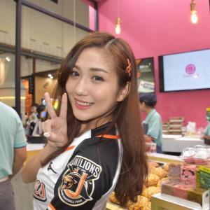 台中から急いで台北の南港展覧館1館へ直行