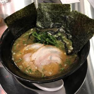 花月嵐の横浜家系ラーメン食って桃園長庚醫院の二科掛け持ち受診