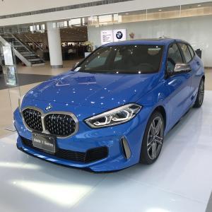 タイプF20 BMW120iMスポーツ初点検で太太がレクサス回帰を希望(笑)