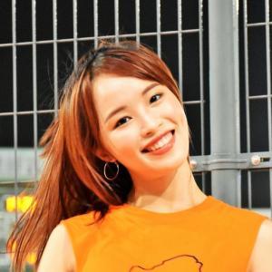 台南棒球場でUnigirls辰羚激写