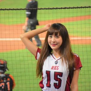 通院に引き続き桃園國際棒球場にハシゴして台湾チヤガアル撮影に挑戦