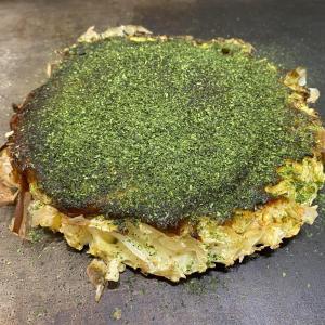 ラーメンより安い豚玉大阪焼ランチ