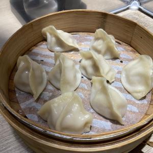 【飲食応援系列】美麗華百樂園の朱記餡餅粥店で北方麺食