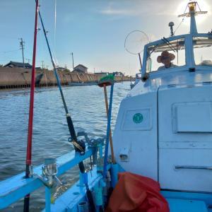 2021.7.18の釣果報告 船釣り大会(^_^)