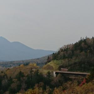北海道旅行5日目 三国峠から層雲峡へ