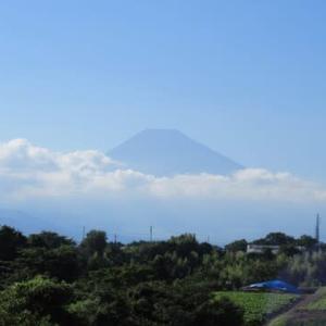 2021梅雨明けの富士