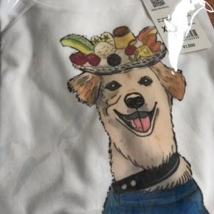 メイメイTシャツ完成♫