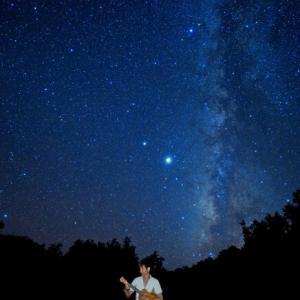 星と宇宙とウクレレと