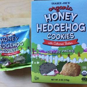Honey Hedgehog Cookies