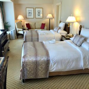 女子3人ホテルお篭りラウンジサミット*リーガロイヤルホテルプレデンシャルタワーズ