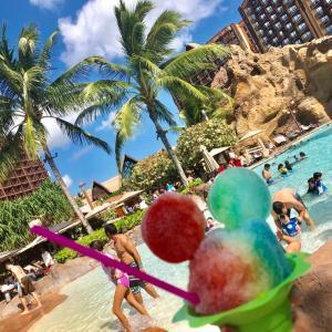 ♡50th Anniversary Hawaii 2018*40アウラニビーチ&プール@アウラニ