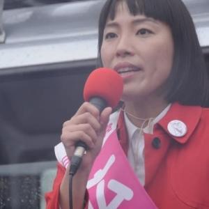 【動画】150419金沢市議会議員候補・広田みよさんの出発式