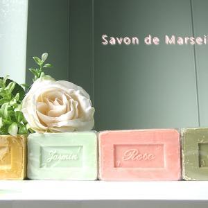 ダイソで大人気のマルセイユ石鹸を買ってみました♪