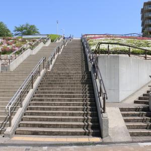 光の階段へ