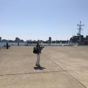 函館どつくからマリーナ沿いに。。☆