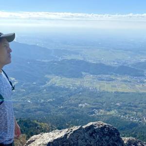 【秋の筑波山】女体山山頂から関東平野の絶景を堪能してきました