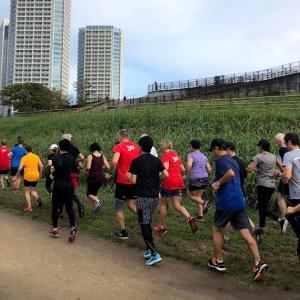 【パークランジャパン(park run Japan)】二子玉川パークランで気軽に5kmを走ろう