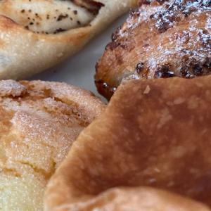 [上野毛駅前の美味しいパン屋さん] ブーランジェリー・シュシュクリエ (SUSU CRIER) とシュマン (chemin)
