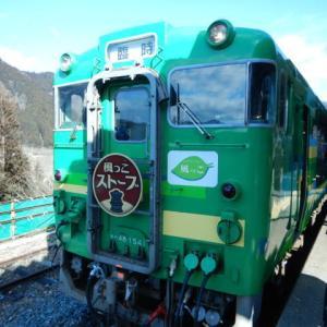 ストーブ列車♪