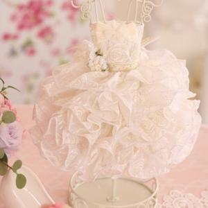 ご結婚のお祝いに☆ゴージャスなリボンドール