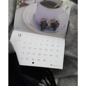 (株)wGlue Japan様のカレンダーに掲載頂きました