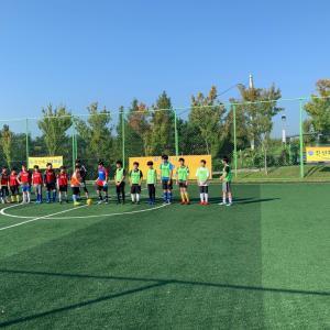 韓国・小6次男のサッカー大会に、親として思う