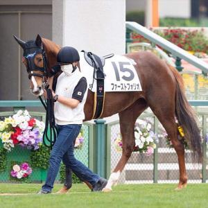 須貝厩舎2頭の出走結果