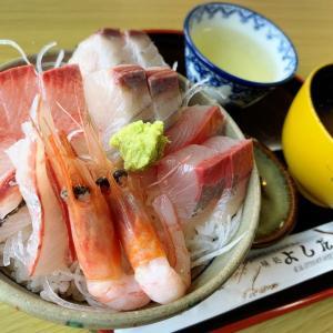 名物イカ丼でお馴染み、福井県のドライブインよしだ