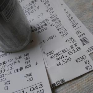 あら、5561円カウントもれ(^^;と、もらいもの