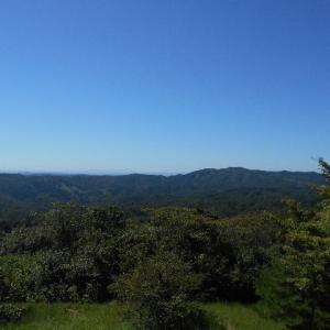 土岳と花貫渓谷ハイキング
