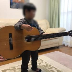 ギターを持ったアイドル!?
