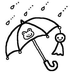 七夕の日は雨の日が多い気がします