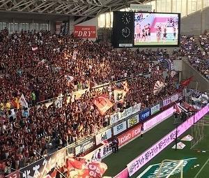 2018 サッカーJ1 ヴィッセル神戸VS横浜Fマリノス