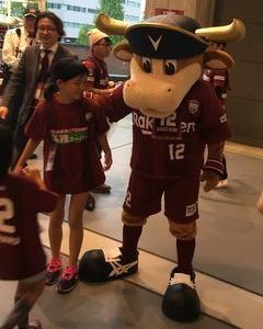 2018サッカーJ1 ヴィッセル神戸 VS FC東京