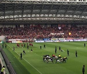 2019 サッカー J1 ヴィッセル神戸 VS 川崎フロンターレ