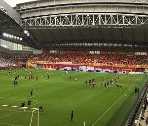 2019 サッカー J1 ヴィッセル神戸 VS 名古屋グランパス
