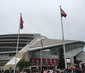 2019 サッカー J1 ヴィッセル神戸 VS 横浜Fマリノス