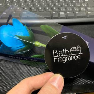 Bath Fragrance頂きました♫