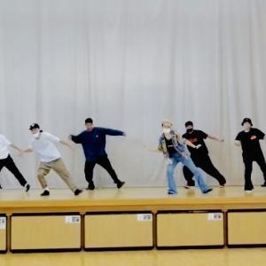 守口市錦中学校ダンスWS二回目♫