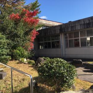 下関市豊田町公民館でみなさんとパステル画