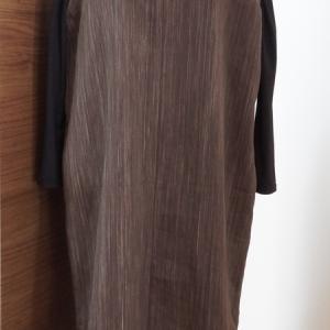 あまり好きじゃないけどジャンパースカートを作ってみました