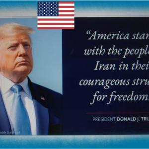 【優しくて勇気のあるトランプ大統領】Mr.President Trump is a real gentleman !!