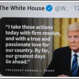 【安全を保つために戦います。私たちは常に勝利します!!】President Trump Delivers Remarks 2020/06/02 The White House