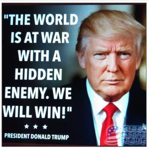 テロを根絶します!! TRUMP@WAR(トランプの戦争)/日本語字幕版  QArmyJapanFlynn OFFICIAL