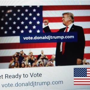 【世界の平和にとって大きな勝利】HUGE win today for the United States and for peace in the world.