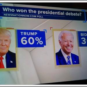 【トランプ大統領の勝ち!!】Mr.Trump Won!!☆☆