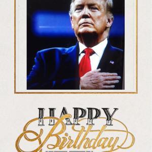 トランプ前大統領の誕生日です!!PRESIDENT TRUMP'S MAGA Birthday Bash 2021 Georgetown, Texas